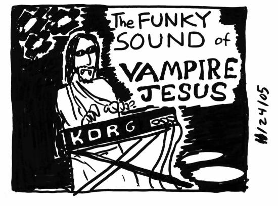 Before Sleep #073: The Funky Sound of Vampire Jesus