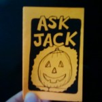 Ask Jack front cover
