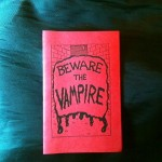 Beware the Vampire cover