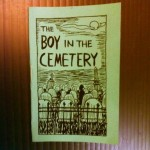 The Boy in the Cemetery cover