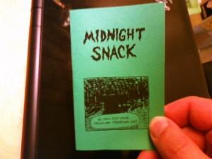 Little Zero 5 - Midnight Snack page 1