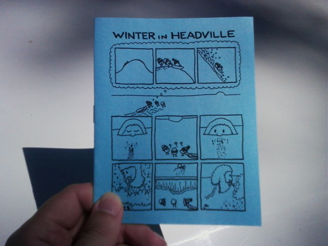 Zero 2 - Winter in Headville cover